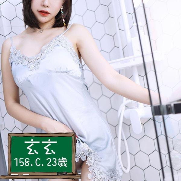 身材火辣美乳翹臀的台中舒壓外約直播女神-玄玄 158.C.23歲